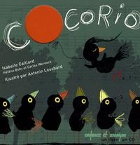 Antonin Louchard et Isabelle Caillard - Cocorio. 1 CD audio