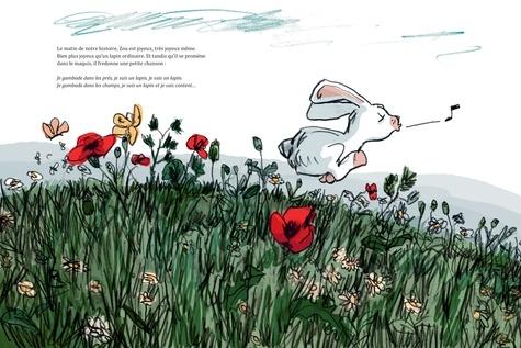 Pourquoi les lapins ne portent pas de culotte