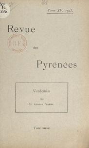 Antonin Perbosc - Vendemias.