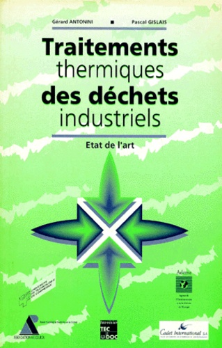 Antonini - Traitements thermiques des déchets industriels.