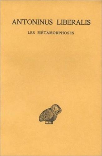 Antoninus Liberalis - Les Métamorphoses.