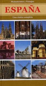 Antonio Arrebola - España - Monumentos y Paisajes, Una vision completa.
