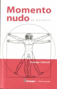 Antonio Bertoli - Momento Nudo - 47 auteurs.