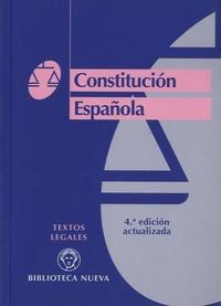 Antonio Cabo De la Vega - Constitucion Española.