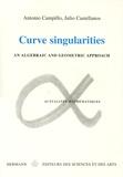 Antonio Campillo et Julio Castellanos - Curves singularities - An algebraic and geometric approach, édition en anglais.