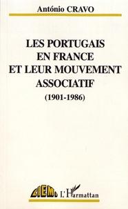 Antonio Cravo - Les Portugais en France et leur mouvement associatif (1901-1986).