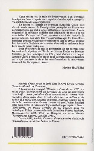 Les Portugais en France et leur mouvement associatif (1901-1986)