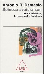 Antonio Damasio - Spinoza avait raison - Joie et tristesse, le cerveau des émotions.