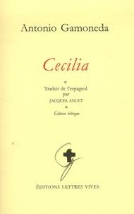 Antonio Gamoneda - Cecilia.