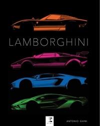 Antonio Ghini - Lamborghini.