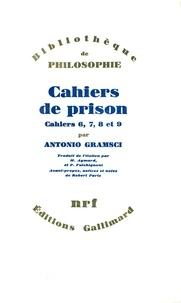 Antonio Gramsci - Cahiers de prison - Tome 2, Cahiers 6, 7, 8, 9.