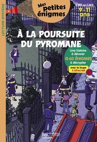 Antonio Iturbe - A la poursuite du pyromane.