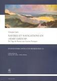"""Antonio M. Corda et Attilio Mastino - Navires et navigations en"""" Mare Sardum"""" de l'Age du Bronze aux guerres puniques."""