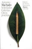 Antonio Machado - Soledades. Galerias - Otros poemas.