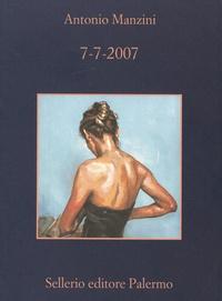 Antonio Manzini - 7-7-2007.