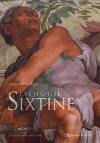 Antonio Paolucci - La Chapelle Sixtine.