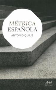 Antonio Quilis - Métrica española.