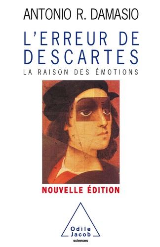 L'erreur de Descartes - Format ePub - 9782738197269 - 11,99 €