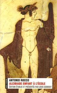 Antonio Rocco - Alcibiade, enfant à l'école.