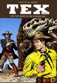 Antonio Segura - Tex Maxi n°2 : Le chasseur de fossiles.
