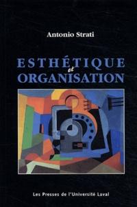Antonio Strati - Esthétique et organisation.