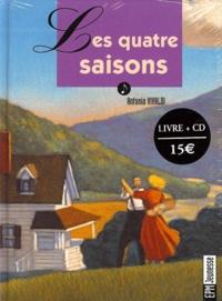 Antonio Vivaldi - Les quatre saisons. 1 CD audio