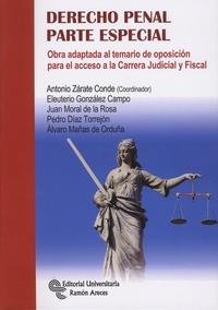 Histoiresdenlire.be Derecho penal - Parte especial Image