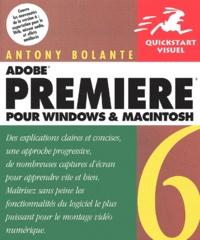 Antony Bolante - .