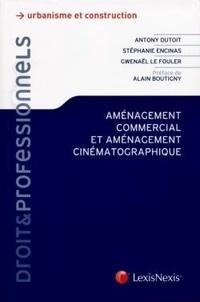 Aménagement commercial et aménagement cinématographique - Antony Dutoit |