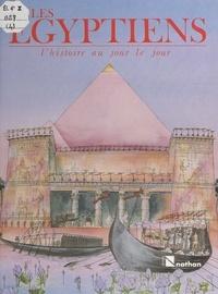 Antony E. David et Rosalie David - Les Égyptiens.