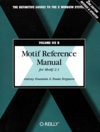 Ucareoutplacement.be Motif reference manual for motif 2.1. 2nd edition Image