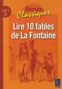 Alixetmika.fr Lire 10 fables de La Fontaine CM Image