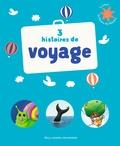 Antoon Krings et  Pef - 3 histoires de voyage.
