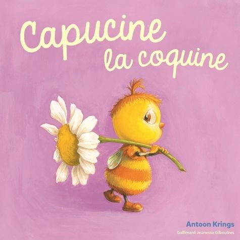 Antoon Krings - Capucine la coquine.