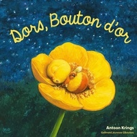 Antoon Krings - Dors, Bouton d'or.
