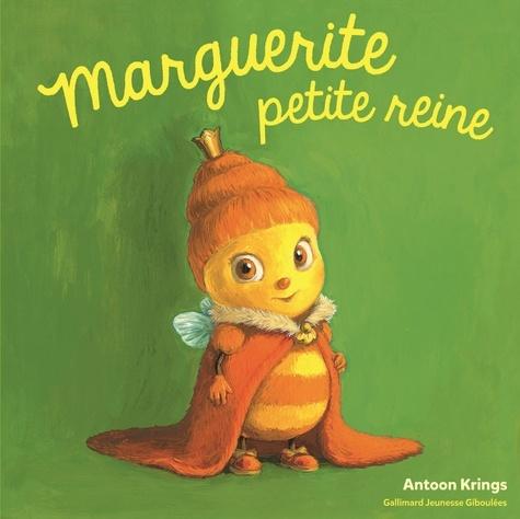 Antoon Krings - Marguerite petite reine.