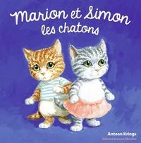 Antoon Krings - Marion et Simon les chatons.
