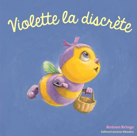 Antoon Krings - Violette la discrète.