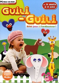 Anuman Interactive - Guili-Guili - CD-ROM.