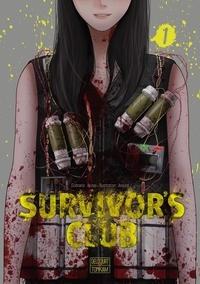 Aoisei - Survivor's club Tome 1 : .