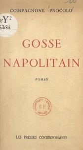Aoli Mario et Compagnone Procolo - Gosse napolitain.