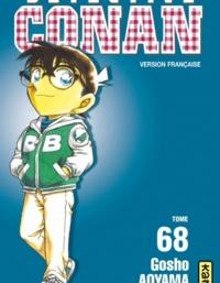 Aoyama Gosho - Détective Conan Tome 68 : .