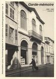 APA - Garde mémoire N° 3, 1996-1998 : .