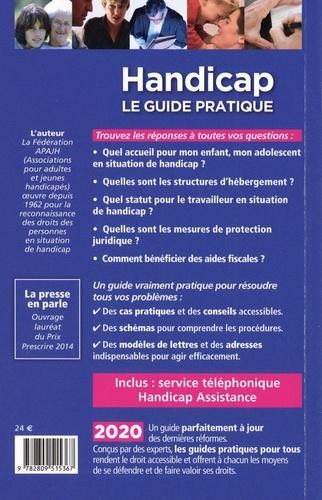 Handicap. Le guide pratique  Edition 2020