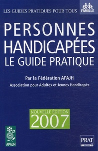 Corridashivernales.be Personnes handicapées - Le guide partique 2007 Image