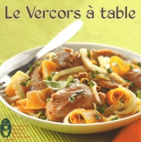 APAP - Le Vercors à table.