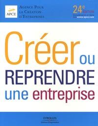APCE - Créer ou reprendre une entreprise.