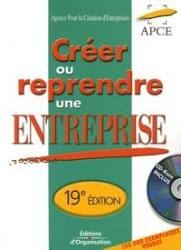 Créer ou Reprendre une Entreprise - Méthodologie et Guide pratique, Edition 2006.pdf