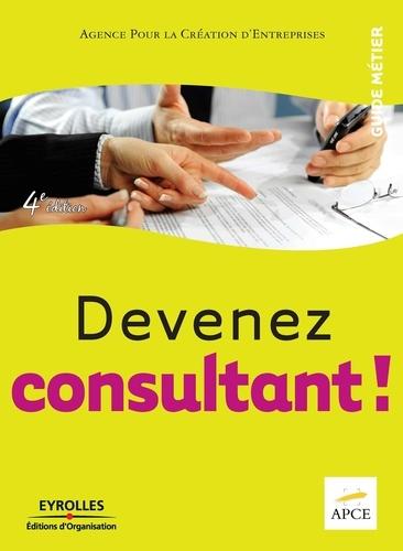 Devenez consultant ! 4e édition