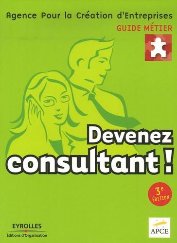 Devenez consultant !